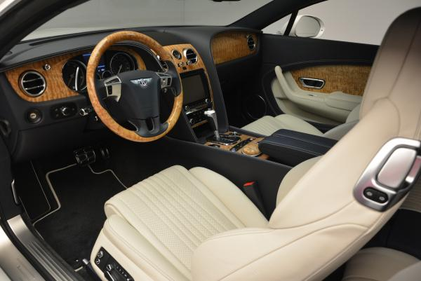 New 2016 Bentley Continental GT V8 for sale Sold at Bugatti of Greenwich in Greenwich CT 06830 18