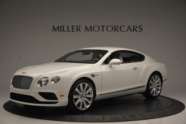 New 2016 Bentley Continental GT V8 for sale Sold at Bugatti of Greenwich in Greenwich CT 06830 2