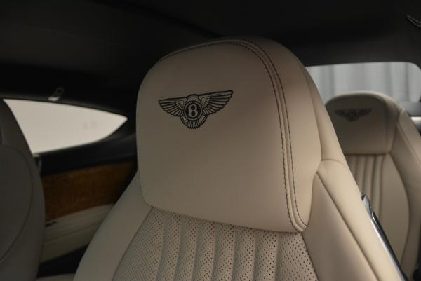 New 2016 Bentley Continental GT V8 for sale Sold at Bugatti of Greenwich in Greenwich CT 06830 21