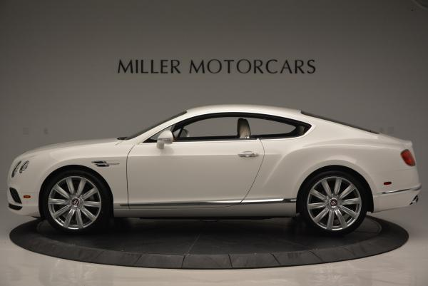 New 2016 Bentley Continental GT V8 for sale Sold at Bugatti of Greenwich in Greenwich CT 06830 3