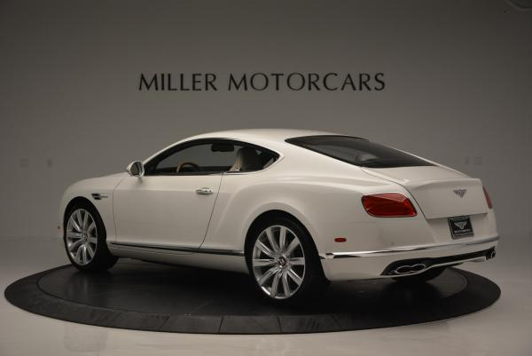 New 2016 Bentley Continental GT V8 for sale Sold at Bugatti of Greenwich in Greenwich CT 06830 4