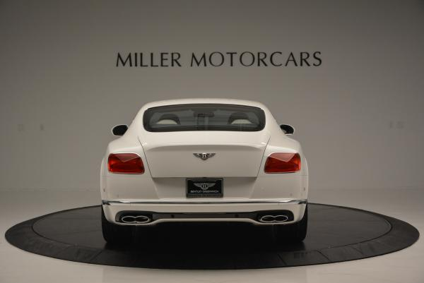 New 2016 Bentley Continental GT V8 for sale Sold at Bugatti of Greenwich in Greenwich CT 06830 6