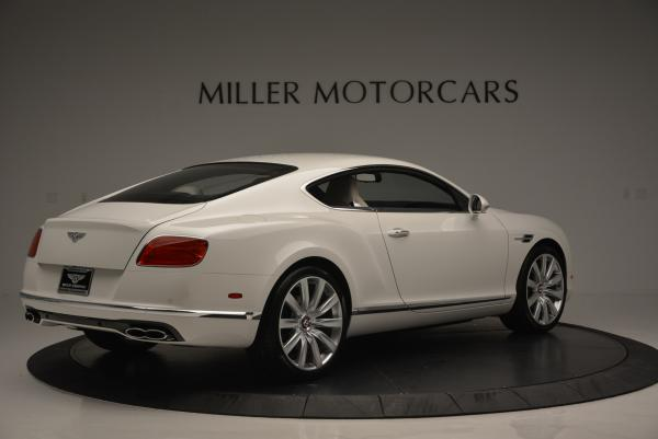 New 2016 Bentley Continental GT V8 for sale Sold at Bugatti of Greenwich in Greenwich CT 06830 8