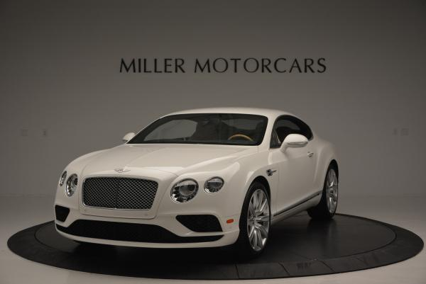 New 2016 Bentley Continental GT V8 for sale Sold at Bugatti of Greenwich in Greenwich CT 06830 1