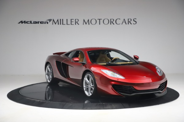 Used 2012 McLaren MP4-12C for sale Call for price at Bugatti of Greenwich in Greenwich CT 06830 10