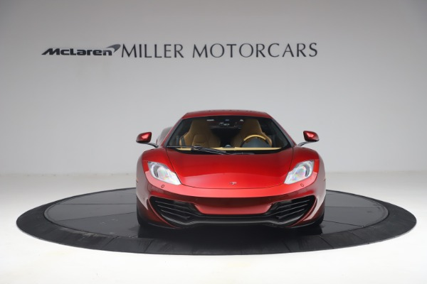 Used 2012 McLaren MP4-12C for sale Call for price at Bugatti of Greenwich in Greenwich CT 06830 11