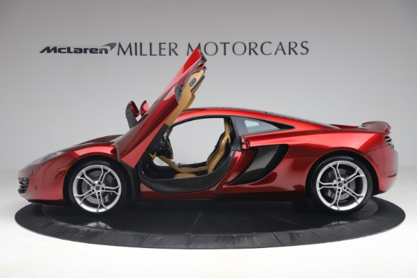 Used 2012 McLaren MP4-12C for sale Call for price at Bugatti of Greenwich in Greenwich CT 06830 14