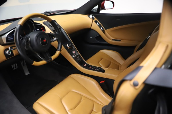 Used 2012 McLaren MP4-12C for sale Call for price at Bugatti of Greenwich in Greenwich CT 06830 15