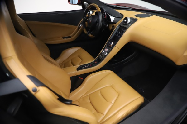 Used 2012 McLaren MP4-12C for sale Call for price at Bugatti of Greenwich in Greenwich CT 06830 20