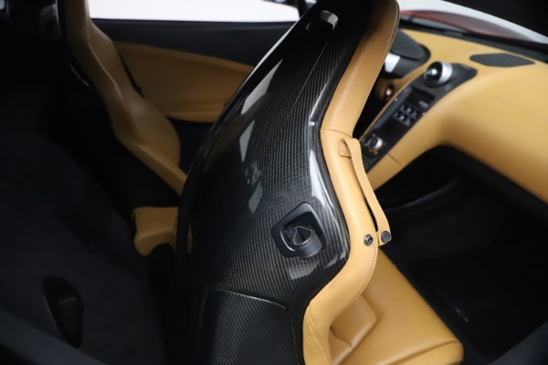 Used 2012 McLaren MP4-12C for sale Call for price at Bugatti of Greenwich in Greenwich CT 06830 23