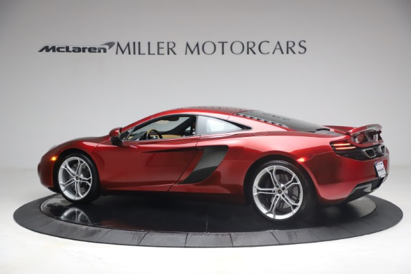Used 2012 McLaren MP4-12C for sale Call for price at Bugatti of Greenwich in Greenwich CT 06830 3