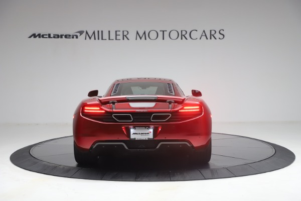 Used 2012 McLaren MP4-12C for sale Call for price at Bugatti of Greenwich in Greenwich CT 06830 5