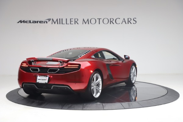 Used 2012 McLaren MP4-12C for sale Call for price at Bugatti of Greenwich in Greenwich CT 06830 6