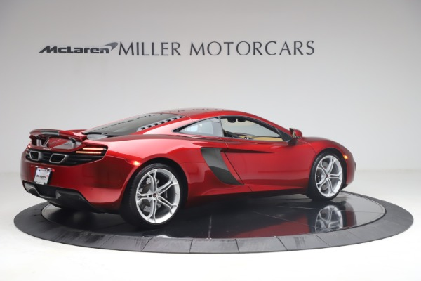 Used 2012 McLaren MP4-12C for sale Call for price at Bugatti of Greenwich in Greenwich CT 06830 7