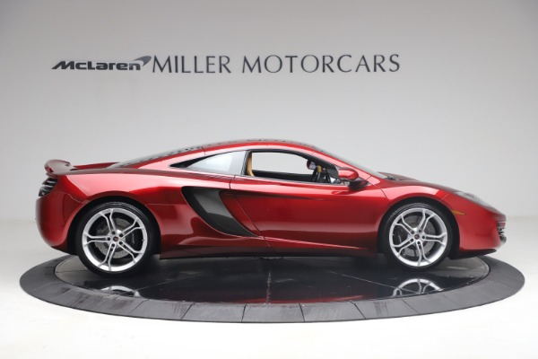 Used 2012 McLaren MP4-12C for sale Call for price at Bugatti of Greenwich in Greenwich CT 06830 8