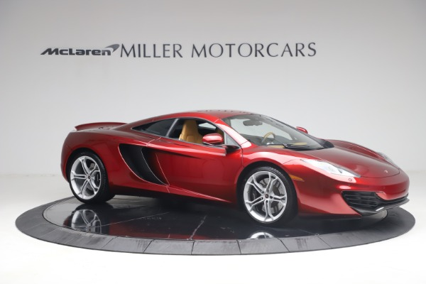 Used 2012 McLaren MP4-12C for sale Call for price at Bugatti of Greenwich in Greenwich CT 06830 9