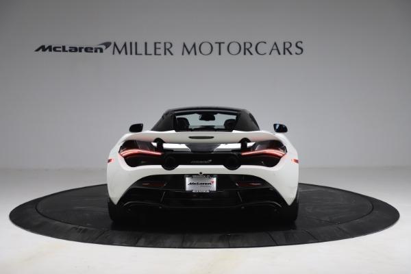 New 2021 McLaren 720S Spider for sale $366,670 at Bugatti of Greenwich in Greenwich CT 06830 16