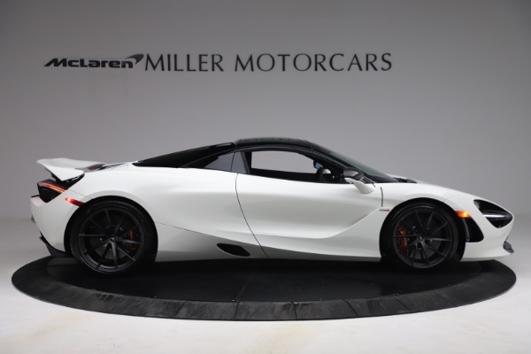 New 2021 McLaren 720S Spider for sale $366,670 at Bugatti of Greenwich in Greenwich CT 06830 18