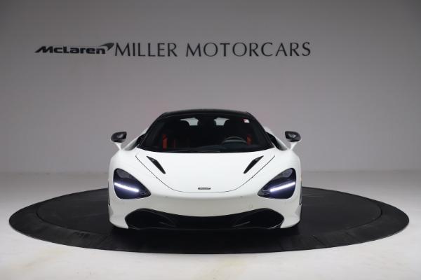 New 2021 McLaren 720S Spider for sale $366,670 at Bugatti of Greenwich in Greenwich CT 06830 20