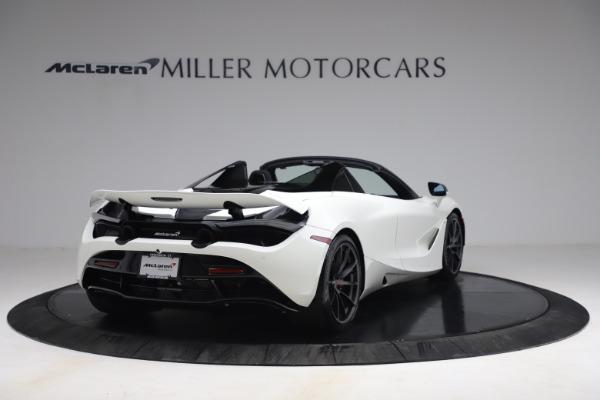New 2021 McLaren 720S Spider for sale $366,670 at Bugatti of Greenwich in Greenwich CT 06830 6