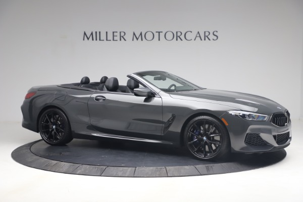 Used 2019 BMW 8 Series M850i xDrive for sale Sold at Bugatti of Greenwich in Greenwich CT 06830 10