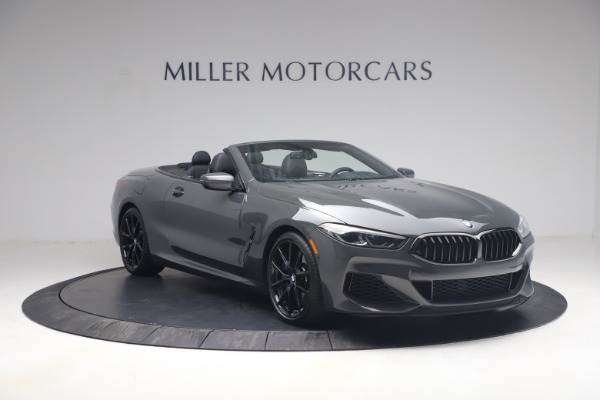 Used 2019 BMW 8 Series M850i xDrive for sale Sold at Bugatti of Greenwich in Greenwich CT 06830 11