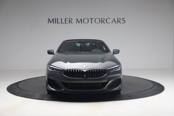 Used 2019 BMW 8 Series M850i xDrive for sale Sold at Bugatti of Greenwich in Greenwich CT 06830 13
