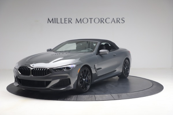 Used 2019 BMW 8 Series M850i xDrive for sale Sold at Bugatti of Greenwich in Greenwich CT 06830 14