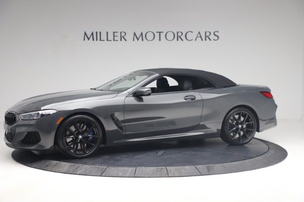 Used 2019 BMW 8 Series M850i xDrive for sale Sold at Bugatti of Greenwich in Greenwich CT 06830 15
