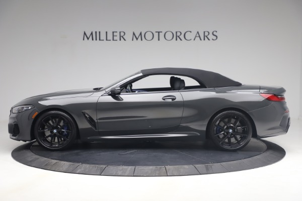 Used 2019 BMW 8 Series M850i xDrive for sale Sold at Bugatti of Greenwich in Greenwich CT 06830 16