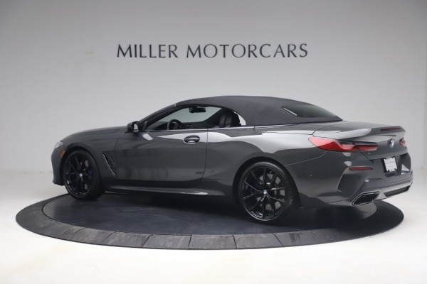 Used 2019 BMW 8 Series M850i xDrive for sale Sold at Bugatti of Greenwich in Greenwich CT 06830 17