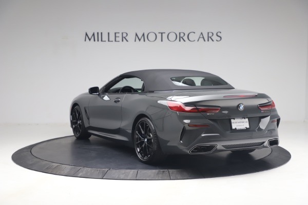 Used 2019 BMW 8 Series M850i xDrive for sale Sold at Bugatti of Greenwich in Greenwich CT 06830 18