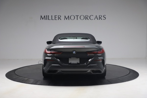 Used 2019 BMW 8 Series M850i xDrive for sale Sold at Bugatti of Greenwich in Greenwich CT 06830 19