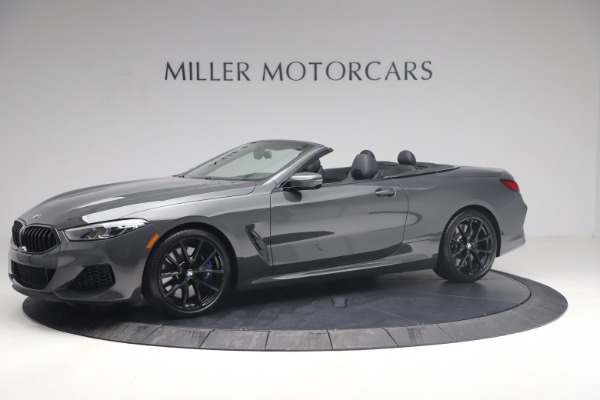 Used 2019 BMW 8 Series M850i xDrive for sale Sold at Bugatti of Greenwich in Greenwich CT 06830 2