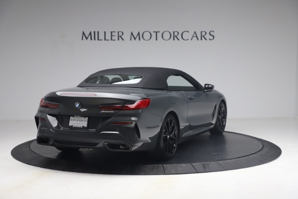 Used 2019 BMW 8 Series M850i xDrive for sale Sold at Bugatti of Greenwich in Greenwich CT 06830 20