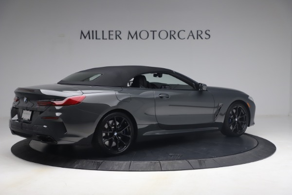 Used 2019 BMW 8 Series M850i xDrive for sale Sold at Bugatti of Greenwich in Greenwich CT 06830 21