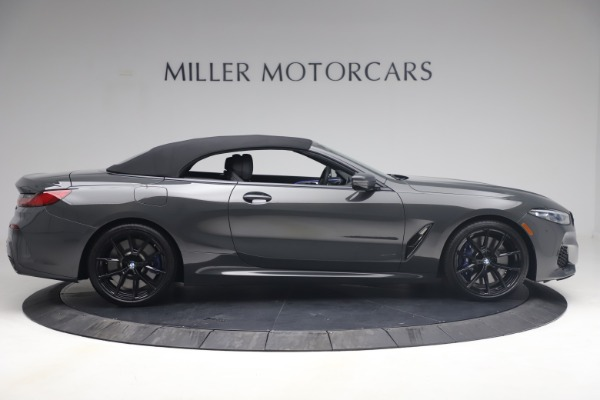 Used 2019 BMW 8 Series M850i xDrive for sale Sold at Bugatti of Greenwich in Greenwich CT 06830 22