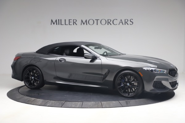 Used 2019 BMW 8 Series M850i xDrive for sale Sold at Bugatti of Greenwich in Greenwich CT 06830 23