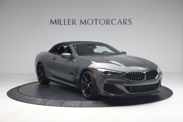 Used 2019 BMW 8 Series M850i xDrive for sale Sold at Bugatti of Greenwich in Greenwich CT 06830 24