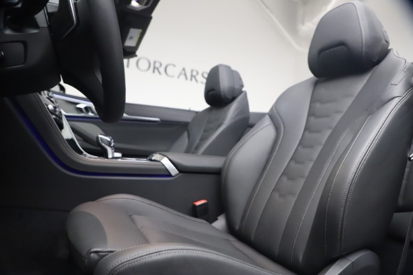 Used 2019 BMW 8 Series M850i xDrive for sale Sold at Bugatti of Greenwich in Greenwich CT 06830 25