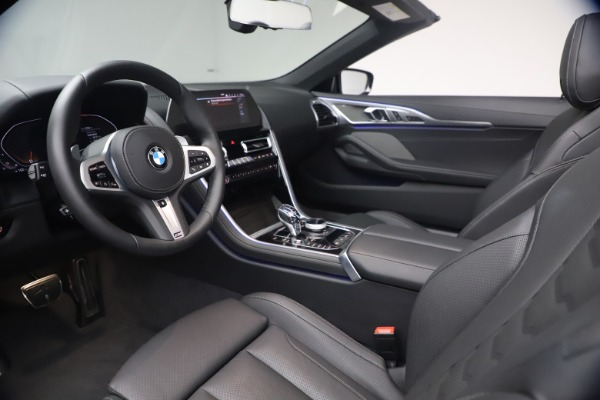 Used 2019 BMW 8 Series M850i xDrive for sale Sold at Bugatti of Greenwich in Greenwich CT 06830 27