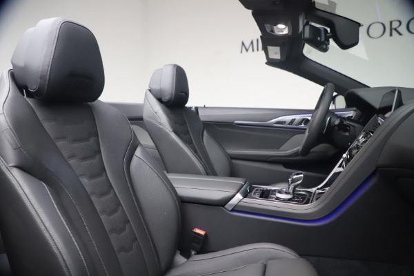 Used 2019 BMW 8 Series M850i xDrive for sale Sold at Bugatti of Greenwich in Greenwich CT 06830 28