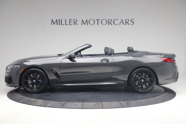 Used 2019 BMW 8 Series M850i xDrive for sale Sold at Bugatti of Greenwich in Greenwich CT 06830 3