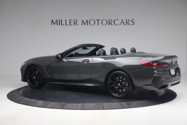 Used 2019 BMW 8 Series M850i xDrive for sale Sold at Bugatti of Greenwich in Greenwich CT 06830 4