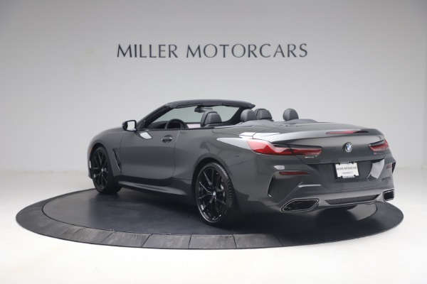 Used 2019 BMW 8 Series M850i xDrive for sale Sold at Bugatti of Greenwich in Greenwich CT 06830 5