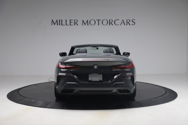 Used 2019 BMW 8 Series M850i xDrive for sale Sold at Bugatti of Greenwich in Greenwich CT 06830 6