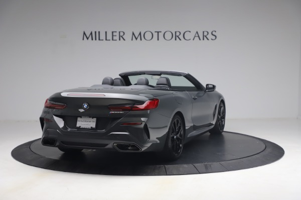 Used 2019 BMW 8 Series M850i xDrive for sale Sold at Bugatti of Greenwich in Greenwich CT 06830 7