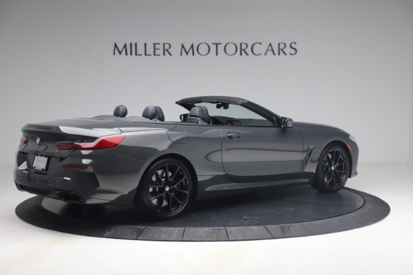 Used 2019 BMW 8 Series M850i xDrive for sale Sold at Bugatti of Greenwich in Greenwich CT 06830 8
