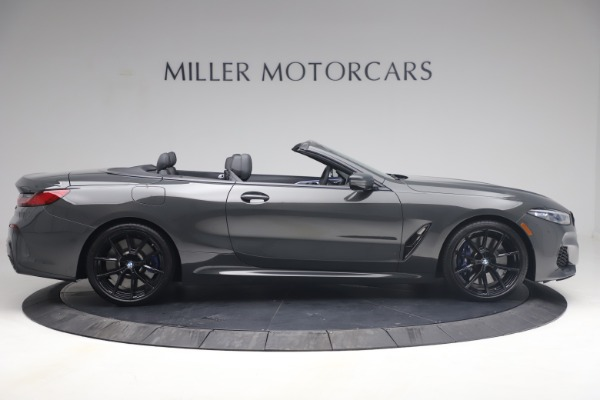 Used 2019 BMW 8 Series M850i xDrive for sale Sold at Bugatti of Greenwich in Greenwich CT 06830 9