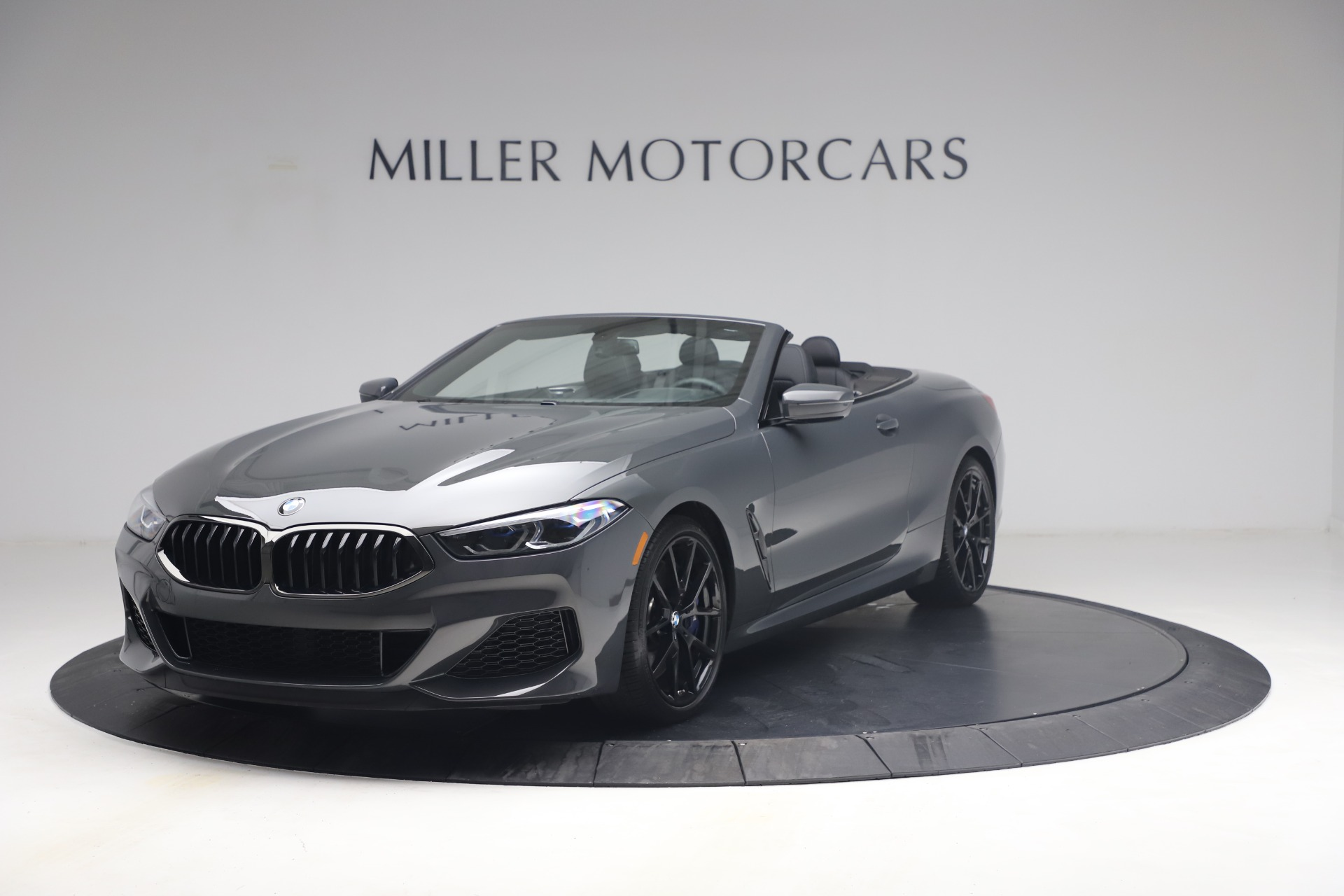 Used 2019 BMW 8 Series M850i xDrive for sale Sold at Bugatti of Greenwich in Greenwich CT 06830 1
